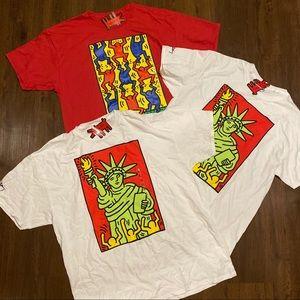 🔥Keith Haring t shirts